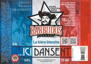 Пиво крафтовое пшеничное Барбудос