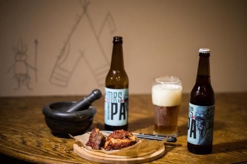 Barbudos крафтовое пиво