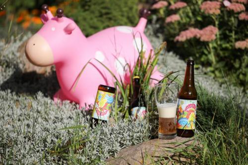 American Pale Ale Woodstock Barbudos