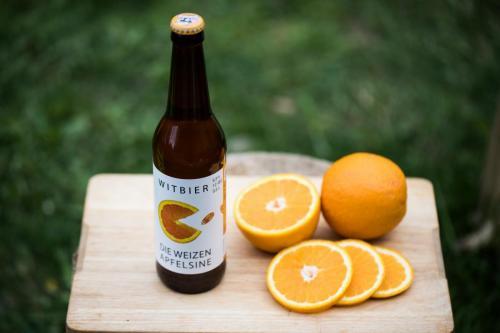 апельсиновое пиво