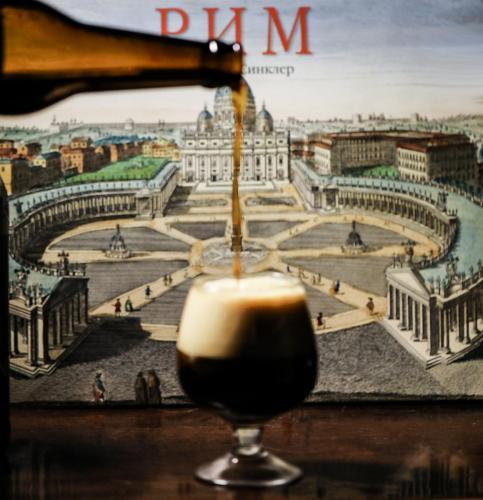 Брянское крафтовое пиво