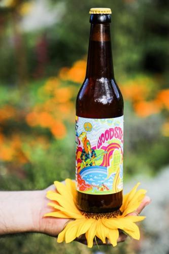 American Pale Ale Woodstock крафтовое пиво Barbudos