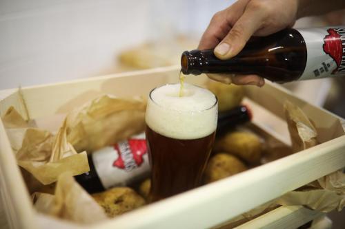 Картофельное пиво, крафт