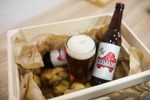 Пиво из картошки