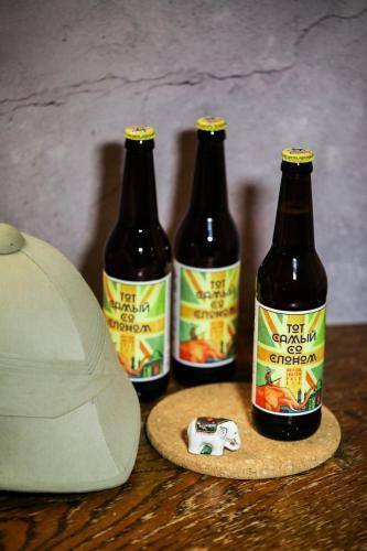 Пивоварня Барбудос, ИПА, IPA